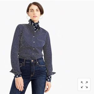 NWT slim perfect shirt from J. Crew!